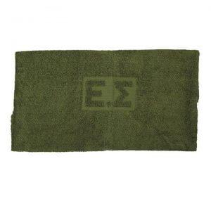 Πετσέτα Μπάνιου Ελληνικού Στρατού Ξηράς