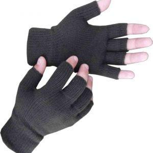 Γάντια Πλεκτά ΚΔ 2 Χρώματα της Αrmyrace χακί