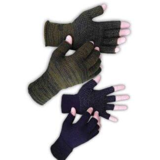 Γάντια Πλεκτά ΚΔ PVC 2 Χρώματα της Armyrace