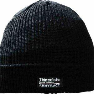 Πλεκτοί Σκούφοι Thinsulate Armyrace χακί μαύρο