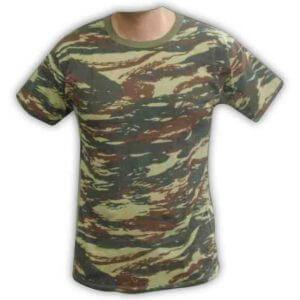 Μπλουζάκια - Φούτερ Στρατού Ξηράς