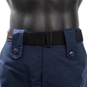 Ζώνη Universal για επιχειρησιακά παντελόνια της SURVIVORS Mαύρη