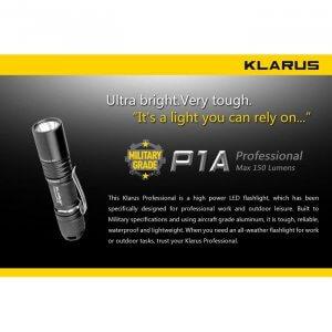 Klarus P1A