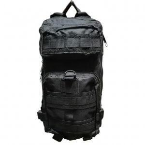 Σακίδιο Πλάτης Tactical ΝΒ02 20lt MRK Μαύρο