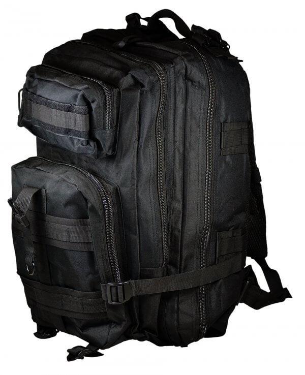 Σακίδιο Πλάτης Tactical NB10 40lt MRK Μαύρο